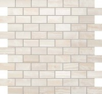 S.O. Pure White Brick Mosaic / С.О. Пьюр Вайт Брик Мозаика
